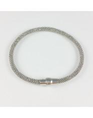Bransoletka ze srebra na magnes