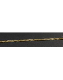 Złoty łańcuszek 50 cm