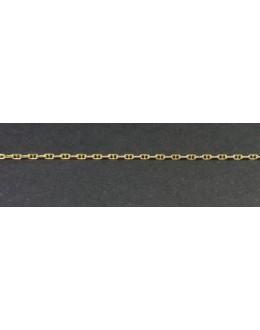 Złoty łańcuszek 45 cm