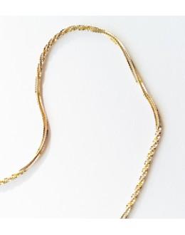 Złoty łańcuszek 585 45 cm