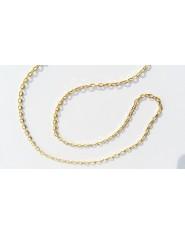 Złoty łańcuszek 585 50 cm