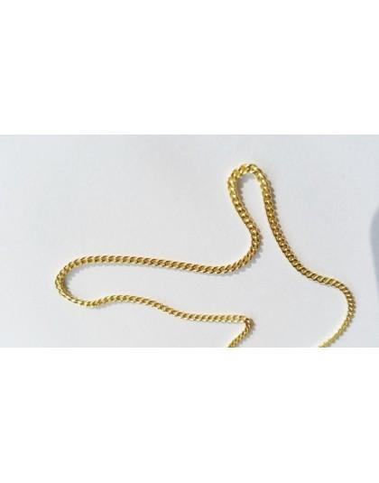 Złoty łańcuszek klasyczny 585 50 cm