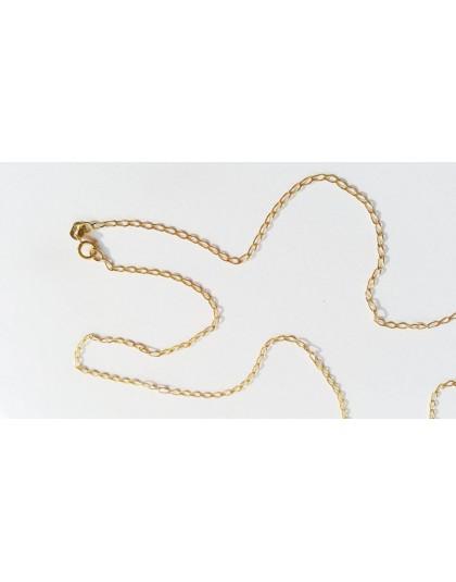 Złoty łańcuszek 333 55 cm