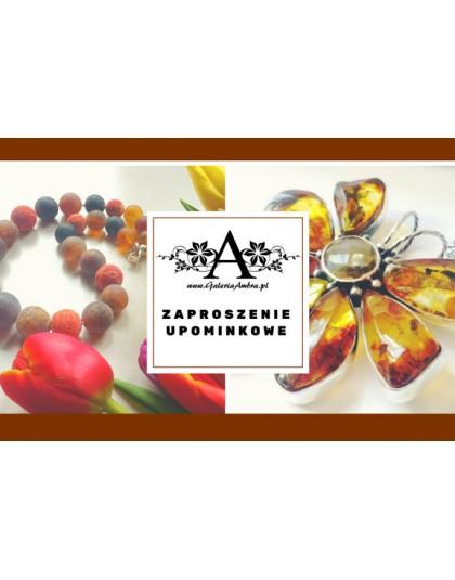 Zaproszenie Upominkowe 100 zł