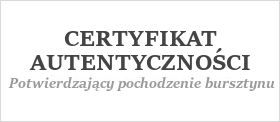 Certyfikat Autentyczności