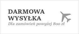 Darmowa wysyłka
